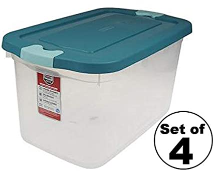 Image Unavailable Image Not Available For Color Roughneck Clear Storage Container