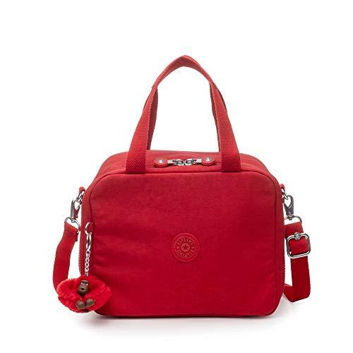Kipling Miyo Lunch Bag Cherry - Kipling Cherry