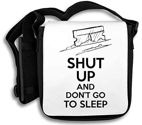 Don't A Shut Go Up Sleep Tracolla To Borsa And ZPqPH