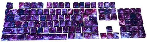 Galaxy keycaps