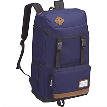 790d41d9fb チャンピオン リュックサック ネイビー 【かばん カバン 鞄 ブランド リュック 大容量 おおきめ おしゃれ 高校生
