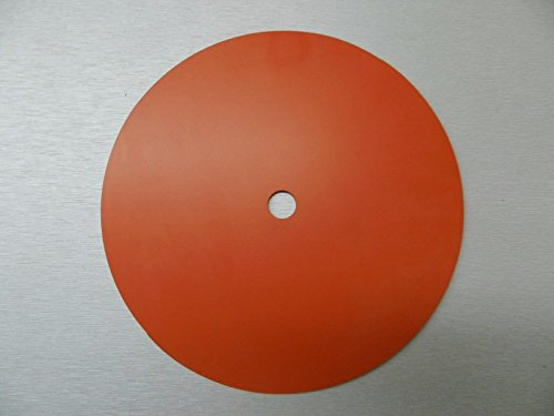 """SILICONE RUBBER 8"""" ROUND CASTING PAD VACUUM ASSIST for sale  Delivered anywhere in USA"""