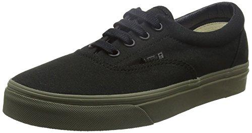 Vans Era, Zapatillas Unisex Adulto Negro (Black/Ivy Green)