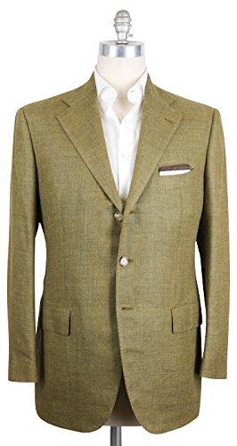 new-cesare-attolini-green-sportcoat-42-52