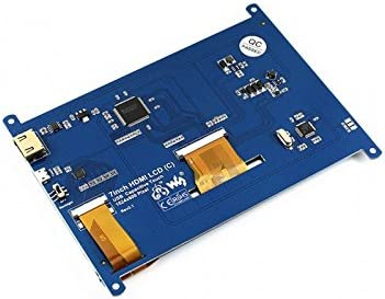 IPS supports various systems waveshare 7inch HDMI LCD 1024x600 C