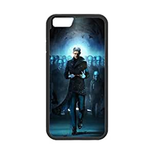 Protective TPU cover case DmC Devil May Cry iphone 6s 4.7 Inch Cell Phone Case Black