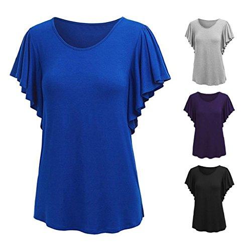 POLYHYMNIA - Camisas - para mujer morado