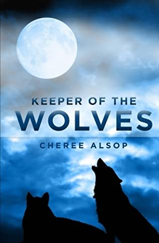 book cover of Keeper of the Wolves