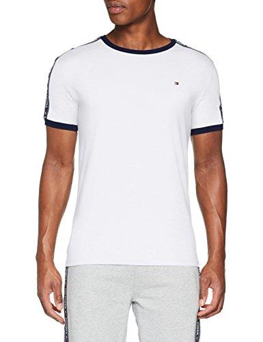 Um0um00562 white T Ss Rn Tee Hilfiger Tommy shirt Blanc Homme 100 qg5p6wx