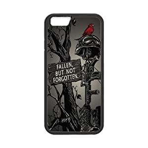 iPhone 6 4.7 Inch Cell Phone Case Black Fallen But Not Forgotten LSO7766146