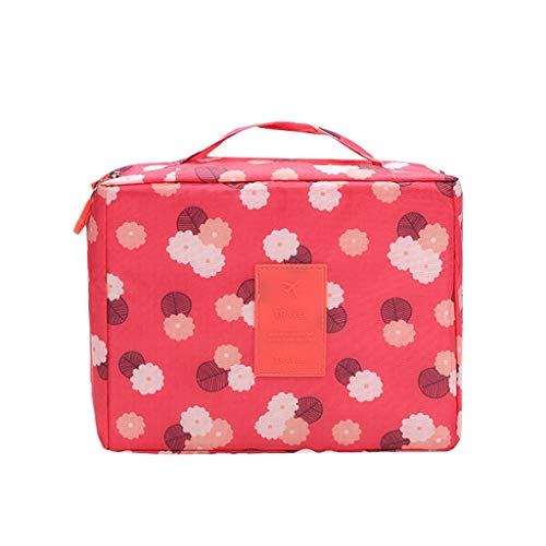 - Muranba 2019 ! Makeup Storage Bag Travel Wash Bag Multi-Functional Cosmetics Bag (A)