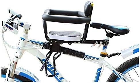 WXQ-XQ アウトドアスポーツ自転車の子供の安全フロントシートを、自転車チャイルドシート電気自動車ベビーフロントバイク肥厚シート自転車安全シート