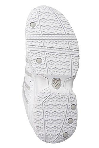 spécial tennis Blanc K femme pour Blanc Swiss Chaussures Blanc qtcTw6gET