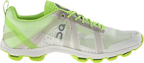 Lime Cloudracer Running On plata W Silver xwUTnAq61