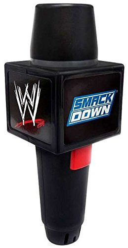 WWE Smack Down Echo Microphone Roleplay Toy