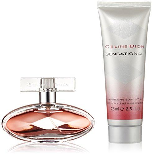 Celine Dion Sensational Fragrance Gift Set