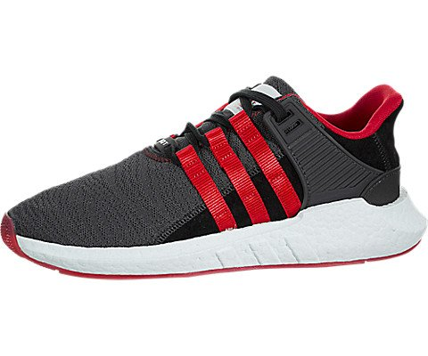 adidas Originals EQT Support 93/17 Yuanxiao Men's Shoes Carbon/Black/Scarlet db2571 (11.5 D(M) US)