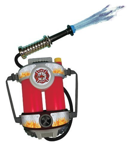 Fire Power Costume Accessory (Fireman With Hose Adult Costume)