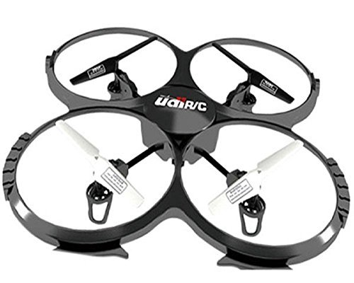 UDI U818A 2.4GHz 4 CH 6 Axis Gyro RC Quadcopter with Camera RTF Mode 2 by UDI RC