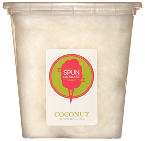 Organic Coconut Cotton Candy (Pack of 4)