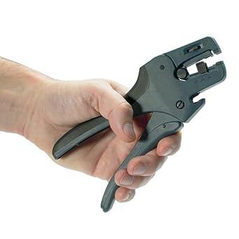 Wiha 44212 Self Adjusting Cutting and Stripping Tool