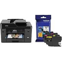 Printer and Super High Yield Color Ink 3-Pack Bundle