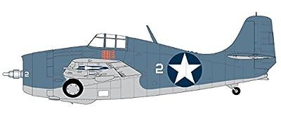 Airfix 1:72nd Scale WWII Grumman F4F-4 Wildcat Plastic Model Kit