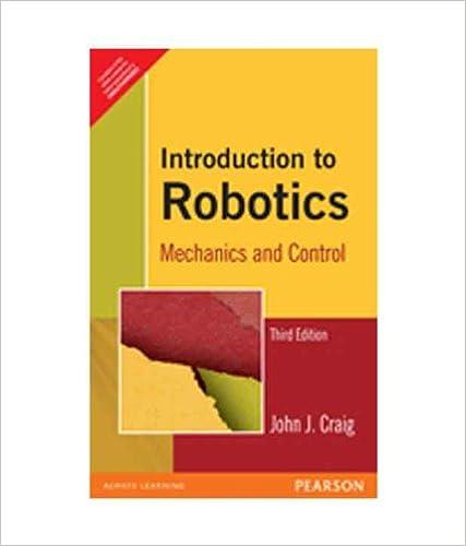 Amazon com: Introduction to Robotics Mechanics and Control