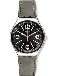 Dorsoduro Men'S Leather Strap Watch Yws422