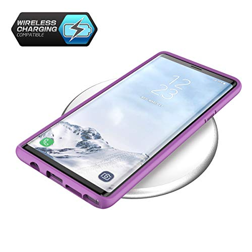 size 40 a5c31 f195f SUPCASE [Unicorn Beetle Style Series] Case for Samsung Galaxy Note 9,  Premium Hybrid Protective Clear Case for Samsung Galaxy Note 9 2018 Release  ...