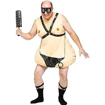 Para hombre para mayores de Barry disfraz de Bondage: talla única