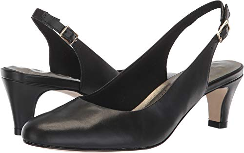 Walking Cradles Women's Jolly Black Leather 13 M US