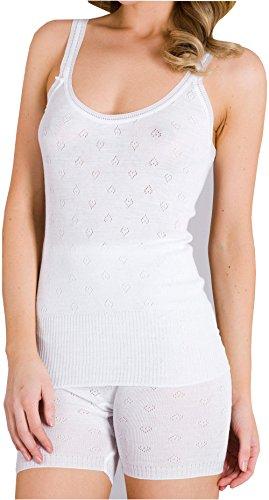 Ladies 100% Baumwolle, französisches von Gabrielle Neck