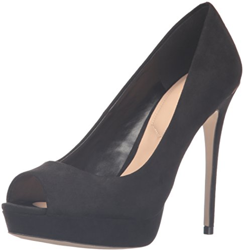 Aldo Women's Depietro Platform Pump, Black, 8 B US