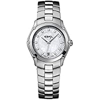 Ebel Classic Sport Mother of Pearl Dial Diamond Womens Watch