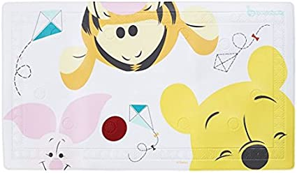 Tigex Disney Winnie lOurson Tapis de Bain Tapis de Bain antid/érapant b/éb/é