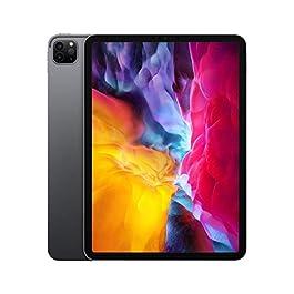 New Apple iPad Pro (11-inch, Wi-Fi, 256GB) – Space Gray (2nd Generation)