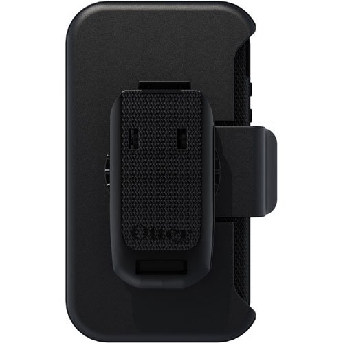 OtterBox Defender Series Case and Holster for iPhone 4/4S - Frustration-Free Packaging - Black