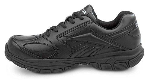 Reebok Senexis Maxtrax Heren Antislip Sneaker Zwart