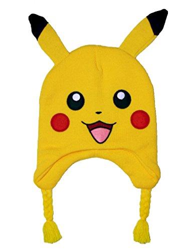 Pokemon Pikachu Boys Winter Character