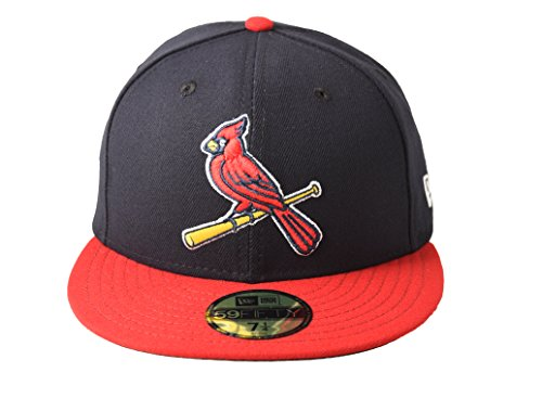 New Era 59FIFTY St. Louis Cardinals MLB 2017 Authentic Collection On-Field Alternate_2 Fitted Hat Size 7 3/8 - Cap Era New Alternate