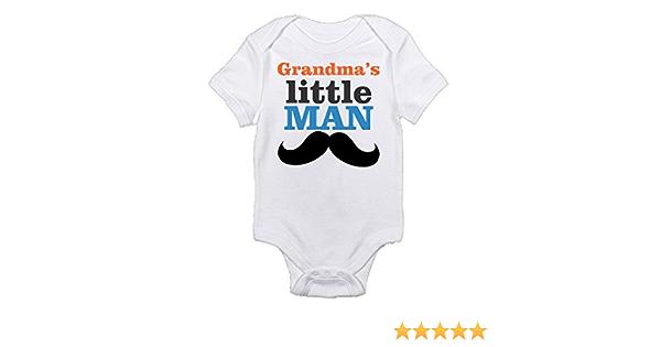 New Grandma Onesie Grandma/'s Little Man Onesie I love Nana Little Man Onesie I love grammy onesie Grandma Onesie Nana/'s Little Man