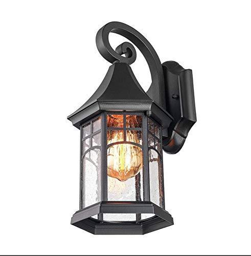 Swan Neck Outdoor Lamp in US - 2