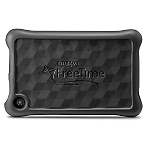 Amazon FreeTime Kid-Proof Case for Amazon Fire (Previous Generation - 5th), Black