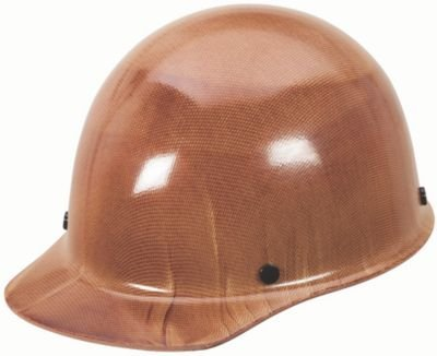 MSA 816651 Skullgard Protective Cap  W/ Swing-Ratchet Suspension, Natural Tan, Standard
