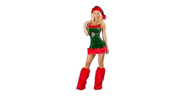 Amazon.com: Roma Costume - Disfraz de envidia de Papá Noel ...