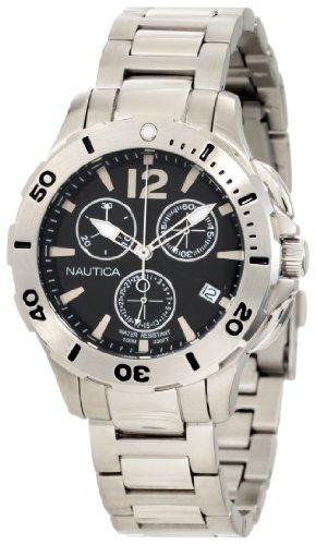 Nautica N19584M Dive Style Chronograph Midsize