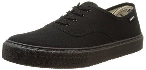 victoria 125027, Unisex-Erwachsene Sneakers Schwarz (Negro)