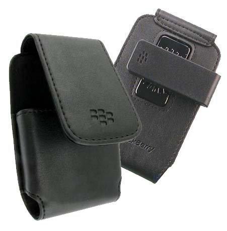 Blackberry Holster for BlackBerry Bold 9000 (Black)