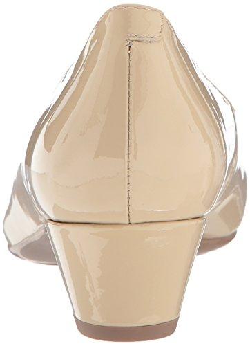 VANELi Gold Latham Ornament Patent Women's Dress Ecru Pump RrRTq